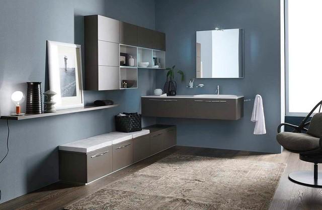 salle de bain cl en main pays de gex solaritherm. Black Bedroom Furniture Sets. Home Design Ideas
